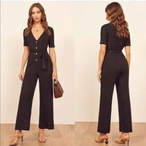 REFORMATION Jeans Black Camille